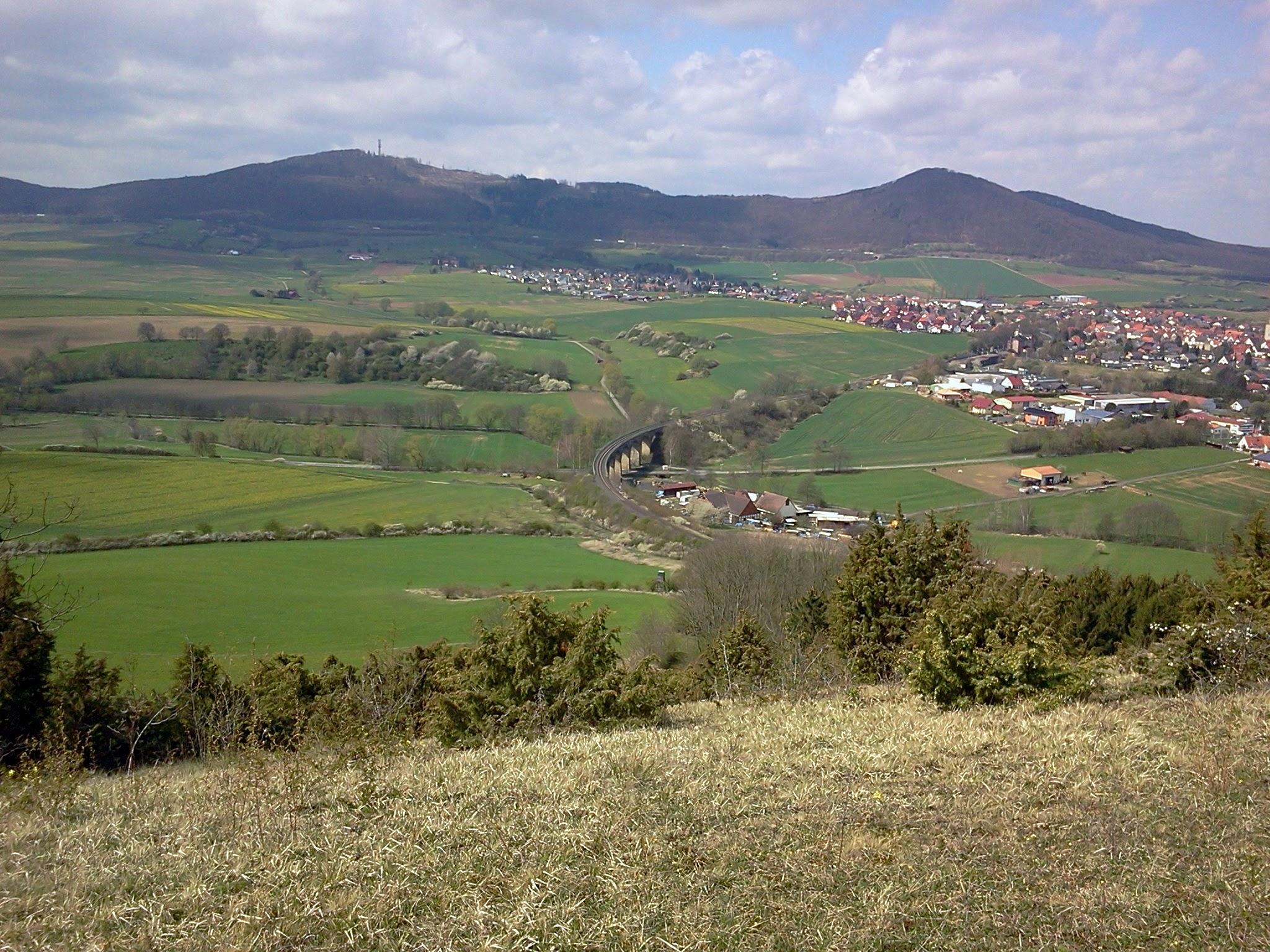 Zierenberg oder die nordhessische Toscana